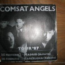Discos de vinilo: THE COMSAT ANGELS. LOST CONTINENT + 3. EP. TOUR 87. ISLAND 1987. Lote 42761380