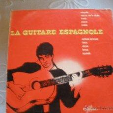 Discos de vinilo: PEPE BADAJOZ LA GUITARE ESPAÑOLE. Lote 42766597
