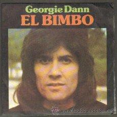 Disques de vinyle: GEORGIE DANN. EL BIMBO RF-7263. Lote 42768519