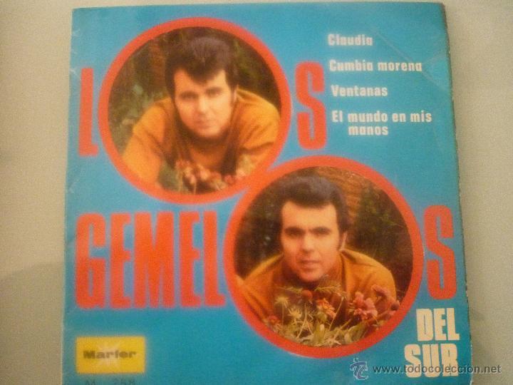 LOS GEMELOS DEL SUR (Música - Discos - Singles Vinilo - Solistas Españoles de los 70 a la actualidad)