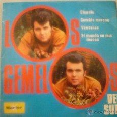 Discos de vinilo: LOS GEMELOS DEL SUR. Lote 42781382