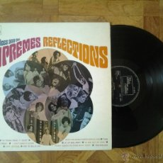 Discos de vinilo: THE SUPREMES - REFLECTIONS - LP UK 1968 - CARPETA VG++ VINILO VG++. Lote 42786831