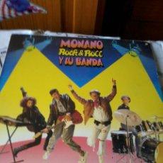 Discos de vinilo: MONANO ROCK & ROLL Y SU BANDA. C1V. Lote 42787968