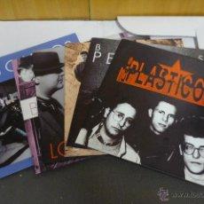 Discos de vinilo: CIRCUITO ROCK - LOS GARFIOS / BALAS PERDIDAS / LOS BÁSICOS - COLECCIÓN ED. LIMITADA 6 SINGLES. Lote 42789197