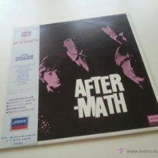 Discos de vinilo: THE ROLLING STONES - AFTER MATH - CON SONIDO AUDIÓFILO JAPAN LP + OBI - VINILOVINTAGE. Lote 27640357
