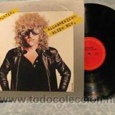 Discos de vinilo: MOTT THE HOOPLE, IAN HUNTER / ALL AMERICAN BOY 1976, F. MERCURY, B. MAY, QUEEN, USA ORG EDT, EX. Lote 42795398