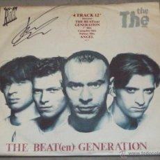 Discos de vinilo: THE THE - THE BEAT (EN) GENERATION - UK - MAXI. Lote 42795433