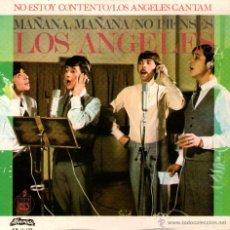 """Discos de vinilo: LOS ANGELES - EP SINGLE VINILO 7"""" - 4 TRACKS - MAÑANA, MAÑANA + 3 - EDITADO PORTUGAL - ALVORADA 1968. Lote 42795723"""
