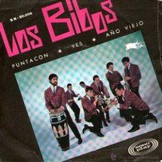 """Discos de vinilo: LOS BIBOS - EP SINGLE VINILO 7"""" - EDITADO EN ESPAÑA - PUNTACON + 2 - SONOPLAY 1966. Lote 42795890"""