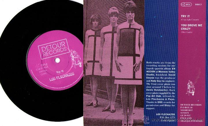 Discos de vinilo: REVERSO. - Foto 2 - 42796006