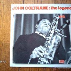 Discos de vinilo: JOHN COLTRAINE : THE LEGEND - OLE . Lote 42799892