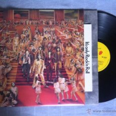 Discos de vinilo: LP THE ROLLING STONES-IT'S ONLY ROCK N ROLL-UK 1974. Lote 42802612