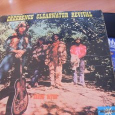 Discos de vinilo: CREEDENCE CLEARWATER REVIVAL (GREEN RIVER) LP ESPAÑA 1968 FIRST PRESS AMERICA (VIN9). Lote 42803994