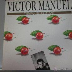 Discos de vinilo: MSGNIFICO LP DE - VICTOR - MANUEL -. Lote 42809586
