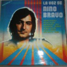 Discos de vinilo: MAGNIFICO LP DE - NINO - BRAVO -. Lote 42809589