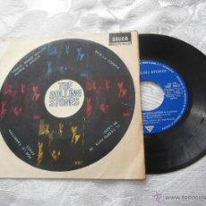 Discos de vinilo: THE ROLLING STONES 7´EP TODO EL MUNDO NECESITA QUERER A ALGUIEN + 3 (1965) ORIGINAL SPAIN *RARE*. Lote 42812342