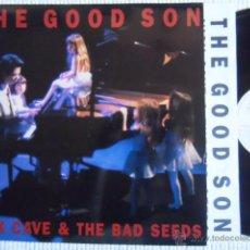 Discos de vinilo: NICK CAVE & THE BAD SEEDS - '' THE GOOD SON '' LP ORIGINAL SPAIN. Lote 42813409
