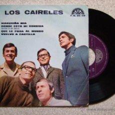 Discos de vinilo: LOS CAIRELES.MARUXIÑA MIA + 3..EX. Lote 42816065