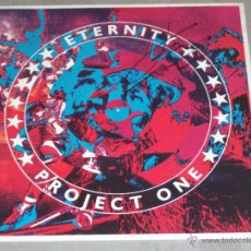 Disques de vinyle: ETERNITY PROJECT ONE-ROBO BOP,ETERNITY,THE ORB,LYNDSEY HOLLODAY....- MADE IN UK - LP. Lote 42823494