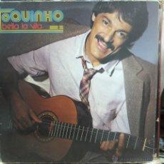 Discos de vinilo: TOQUINHO-BELLA LA VITA-. Lote 42827446