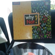 Discos de vinilo: WHY NOT? - I SAY. FATHER IN HEAVEN.MOVE. Lote 42852469