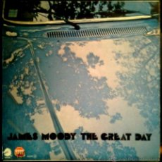 Discos de vinilo: JAMES MOODY - THE GREAT DAY - SPAIN LP CFE / STOP JAZZ / CHESS 1982 - NEAR MINT. Lote 42854378