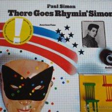 Discos de vinilo: PAUL SIMON,THERE GOES RHYMIN SIMON EDICION ESPAÑOLA DEL 73. Lote 117757847