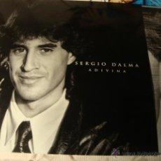 Discos de vinilo: DISCO LP ALBUM SERGIO DALMA. LOT25. Lote 42868074