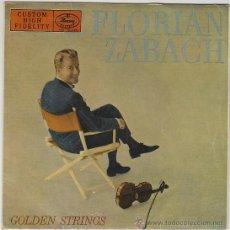 Discos de vinilo: FLORIAN ZABACH, CUERDAD DORADAS- MERCURY SIN FECHA. Lote 42868093