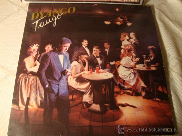 DISCO LP ALBUM DYANGO. LOT25 (Música - Discos - LP Vinilo - Solistas Españoles de los 70 a la actualidad)