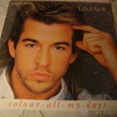 Discos de vinilo: DISCO MAXI SINGLE LIMAHL LOT25. Lote 42870165