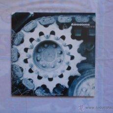 Discos de vinilo: THE AWESOME MACHINE - UNDER THE INFLUENCE DOBLE LP 2002 STONER ROCK. Lote 42874780
