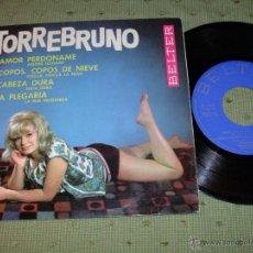 Discos de vinilo: TORREBRUNO AMOR PERDONAME SPAIN 1964 EP. Lote 42879147