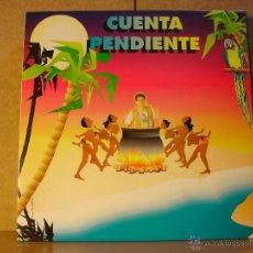 Discos de vinilo: CUENTA PENDIENTE - IDEM - HORUS 41.120 - 1992. Lote 42888370