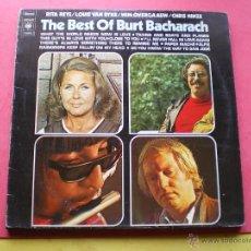 Discos de vinilo: THE BEST OF BURT BACHARACH LP CBS 1972 HOLLAND. Lote 42890278