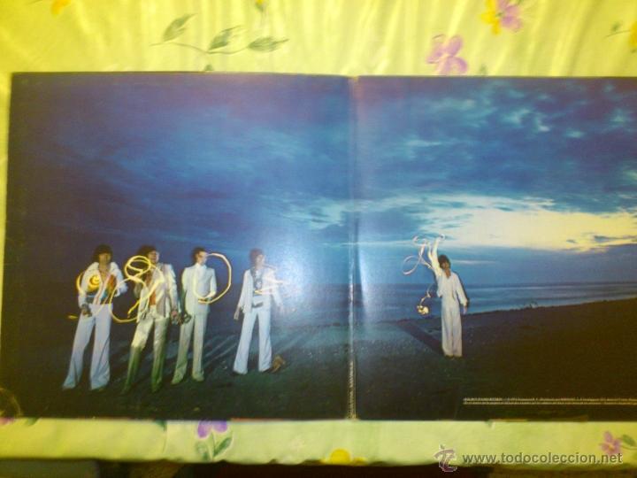 Discos de vinilo: THE ROLLING STONES BLACK AND BLUE 1976 PERFECTO VINILO - Foto 4 - 42890983