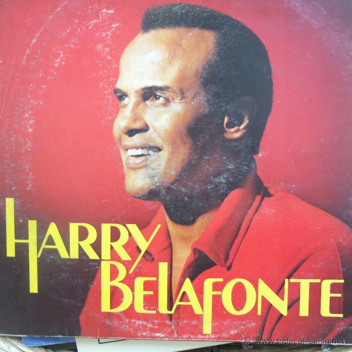 HARRY BELAFONTE-LP1961-ALEMANIA (Música - Discos de Vinilo - Maxi Singles - Cantautores Extranjeros)