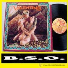 Discos de vinilo: VALENTINO / RUDOLF NUREYEV,STANLEY BLACK, KEN RUSSELL ( RARA B.S.O. COLECTORS !! ) ORG USA EDIT, EXC. Lote 42906373