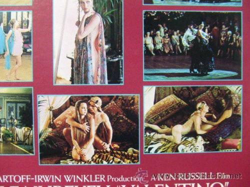 Discos de vinilo: VALENTINO / RUDOLF NUREYEV,stanley black, ken russell ( RARA B.S.O. COLECTORS !! ) ORG USA EDIT, EXC - Foto 4 - 42906373