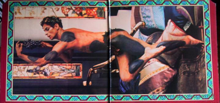 Discos de vinilo: VALENTINO / RUDOLF NUREYEV,stanley black, ken russell ( RARA B.S.O. COLECTORS !! ) ORG USA EDIT, EXC - Foto 5 - 42906373