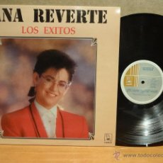 Discos de vinilo: ANA REVERTE. LOS ÉXITOS. LP / HORUS - 1990. CALIDAD LUJO. ****/****. Lote 42908779