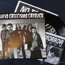 Discos de vinilo: NUEVO CATECISMO CATOLICO - WHY SHE'S A GIRL FROM THE CHAINSTORE?. Lote 42909149