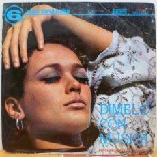 Discos de vinilo: PUCCIO ROELENS Y SU ORQUESTA - DIMELO CON MUSICA (PALOBAL-VEDETTE 1969). Lote 42918573