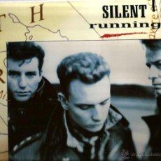 Discos de vinilo: LP SILENT RUNNING : DEEP . Lote 42923972