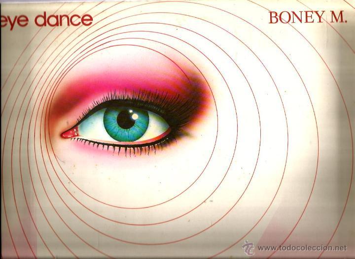 LP BONEY M. : EYE DANCE ( RARISIMO LP DEL GRUPO, COMPLETAMENTE NUEVO ) (Música - Discos - Singles Vinilo - Disco y Dance)