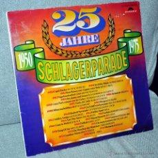 Discos de vinilo: MIGUEL RIOS, THE BEATLES, BEE GEES, ABBA, MINA Y MÁS - DOBLE LP ALBUM - EDITADO EN ALEMANIA - 1975. Lote 42933416