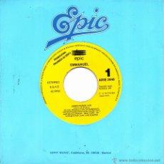 Discos de vinilo: EMMANUEL-JARRO PICHAO SINGLE VINILO 1991 PROMOCIONAL SPAIN. Lote 42936554