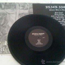 Discos de vinilo: BLACK ANGEL SATANIC RITES IN BRASIL LP. Lote 42941487