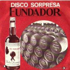 Discos de vinilo: DISCO SORPRESA FUNDADOR**XIX FESTIVAL DE SAN REMO 1969**IVA ZANICCHI. Lote 42948100