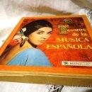 Discos de vinilo: ALBUM DE TESOROS DE LA MUSICA ESPAÑOLA DE SELECCIONES DEL READER´S DIGEST. . Lote 42950441